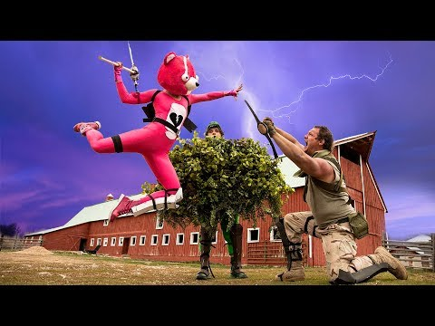 Fortnite - The Rise of Pink Panda