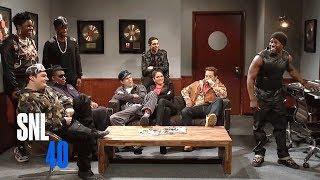 Chocolate Droppa's Listening Party - SNL