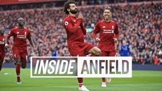 Inside Anfield: Liverpool 2-0 Chelsea | Anfield erupts after Salah's screamer - dooclip.me