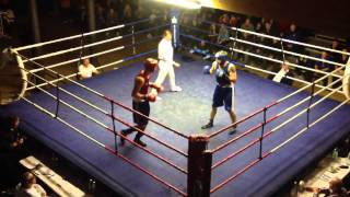 preview picture of video 'Boxnight Pugilist Bruchsal am 24.11.2012'