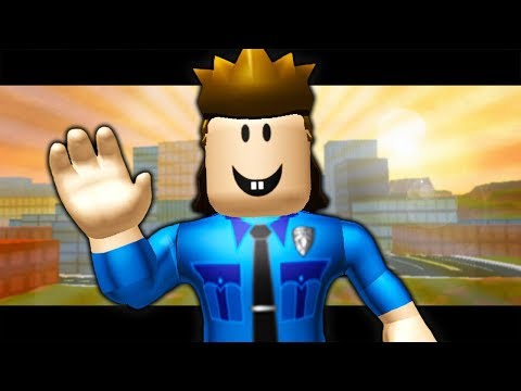 THE ORIGIN OF OFFICER ROOFUS!!! ( A Roblox Jailbreak MOVIE