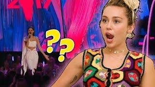 Miley Cyrus Decepcionó en los Teen Choice 2017