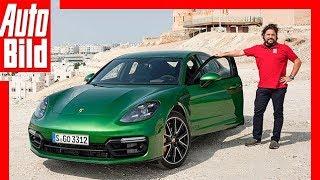 Porsche Panamera GTS (2018) Fahrbericht / Review / Test
