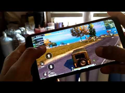 आओ खेले PUBG on Poco F1 With HDR & Ultra Settings