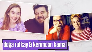 Merhaba sevgili herkes. Bu hafta aşırı tatlı bir double ağırlıyoruz. Doğa Rutkay ve Kerimcan Kamal! Hem keyifli bir sohbet ettik hem de oyun oynadık. Ayrıca videoda sorulan soruları aşağıda bulabilirsiniz. Kanalıma abone olmayı unutmayın. :)  Kanalıma abone olmak için; https://bit.ly/2UH3s4U Instagram'dan beni takip edebilirsiniz; https://www.instagram.com/berfuyenenler  Oyunda sorulan sorular; - Berfu'nun tahammül edemediği insan tipi nasıldır? - Kerimcan'ın çocuklarla ilgili en beceriksiz olduğu konu nedir? - Eser hangi ülkeye bir daha asla gitmez? - Doğa'nın en çok sevdiği Yeşilçam filmi nedir? - Berfu bir hayvan olmak istese hangisi olmak isterdi? Ve neden? - Kerimcan'ın en müsrif olduğu konu nedir? - Eser paradan tasarruf etmek istese ilk ne ile başlar? - Kerimcan'ı en çok ne utandırır? - Gecenin bir yarısı kapı çaldı, kim gelse Eser çok sevinir? - Doğa'nın en unutamadığı hediye nedir? - Eşiniz (Eser) ilgi çekmek için hangi numarayı yapar? - Kerimcan'ın sevdiği 2 yazar kimdir? - Eser'in en sevmediği televizyon programı hangisidir? - Doğa'nın Türkiye'de en çok güldüğü kişi kimdir? - Berfu yalnız kalmak istediğinde nereye gider? - Kerimcan'ı en çok ne kıskandırır? - Berfu'nun hayatta en beceriksiz olduğu konu nedir? - Kerimcan'ın istemediği ama Doğa istiyor diye uyum sağladığı şey nedir? - Berfu en son en zaman eseri rezil etti?  Ayrıca diğer videolarıma da aşağıdaki linklerden ulaşabilirsiniz:  Diss Turkey: https://bit.ly/34XxB4M Ev Modu: https://bit.ly/3by5FqG Double Date: https://bit.ly/2Ks4bSX  Hellooo ben Berfu Yenenler :) Sevgili eşimin kanalında başladığım YouTube yolculuğuma şimdi kendi kanalımda kendi konseptlerimle devam  ediyorum :) Siz de benim bu yolculuğuma dahil olun birlikte gülelim, eğlenelim, çekiştirelim, konuklar ağırlayalım, birlikte büyüyelim :) Şimdiden keyifli izlemeler, çaylarınızı kahvelerinizi almayı unutmayın! :)
