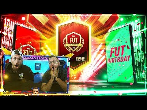 FIFA 19: Die LETZTEN VORBEREITUNGEN für FUT BIRTHDAY !! Hilfe Timo versucht mich ABZUZIEHEN !!!