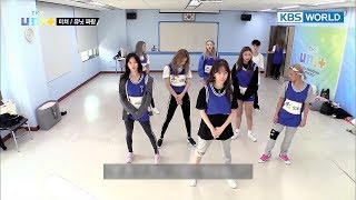 Team Blue's discord...a member storms out during practice? [The Unit/2018.01.03]