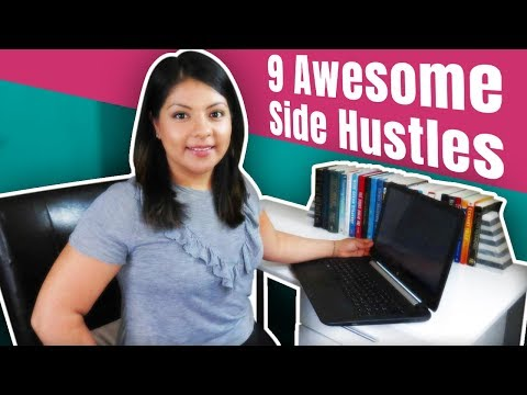 Side Hustle Ideas You Can Do From Home| Make Money Online In 2018