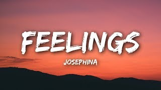 Josephina   Feelings (Lyrics  Lyrics Video)