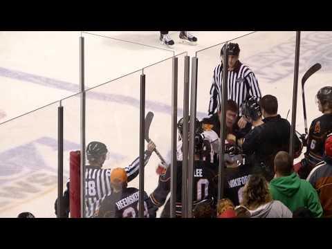 Tyler Yaworski vs. Justin Faryna