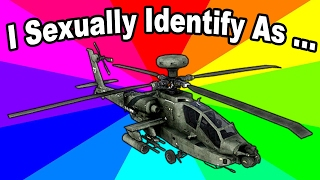 What is I sexually identify as an attack helicopter? The meaning and origin of the meme