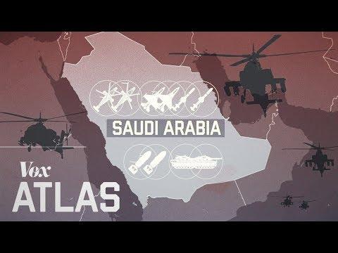 Proč má Saúdská Arábie tolik amerických zbraní?