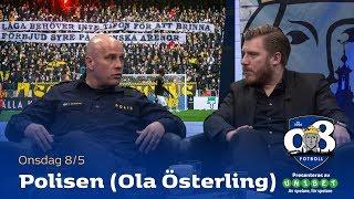 08 Fotboll: Polisen (Ola Österling)