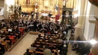 preview picture of video 'Semana Santa Villarrubia de los ojos.Estreno MARCHA PROCESIONAL A TI ESPERANZA. 23/03/2013'