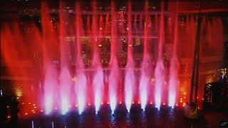 フジテレビドラマ明日の約束主題歌:Reboot東方神起アクアイルミネーションショーキャナルシティ博多噴水ショー