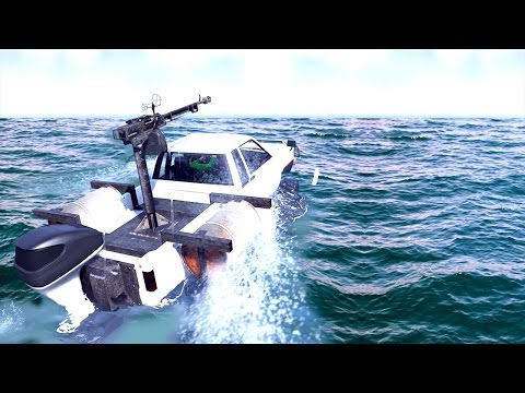EXTREME $5.000.000 BOAT-CAR! (GTA 5 DLC Import/Export)