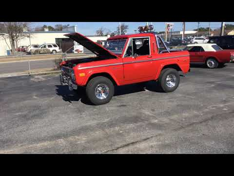 Video of '74 Ford Bronco Offered by Classic Connections - L5TD