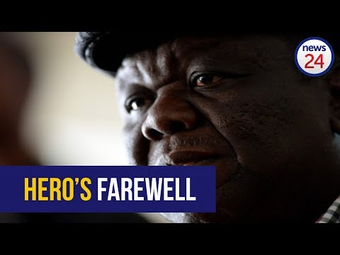 'Bitter succession struggle' as Zim bids farewell to opposition hero Tsvangirai