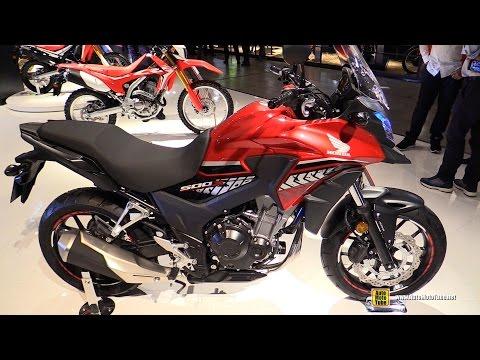 2017 Honda CB500X - Walkaround