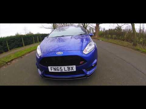 Ford Fiesta St Хетчбек класса B - рекламное видео 2