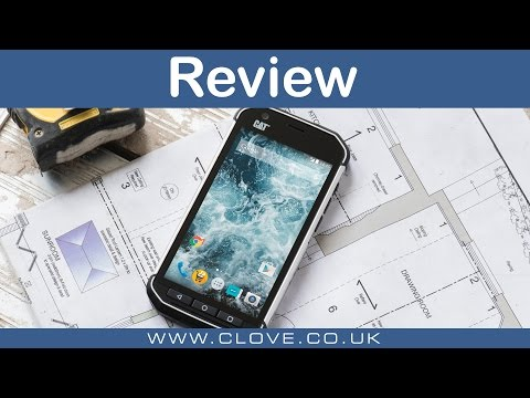 CAT S40 Review