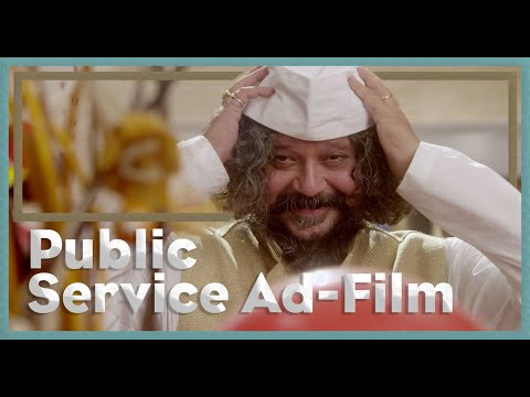 YouTube ad film with Mr. Amol Gupte
