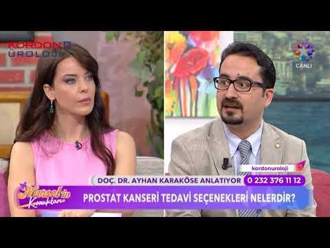 Ayhan Karaköse - Prostat Kanseri Ne Zaman Ortaya Çıkar ? - Nurselin Konukları Star TV