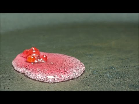 Melting Candy