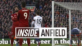 Inside Anfield: Liverpool 3-0 Bournemouth | TUNNEL CAM As The Reds Convincingly Defeat Bournemouth