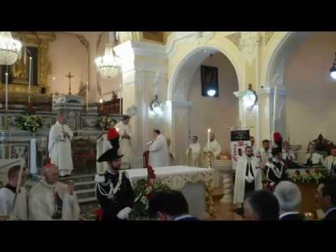 Preview video Video santa messa Beato Egidio 2018 diretta streaming Laurenzana 27 maggio 2018