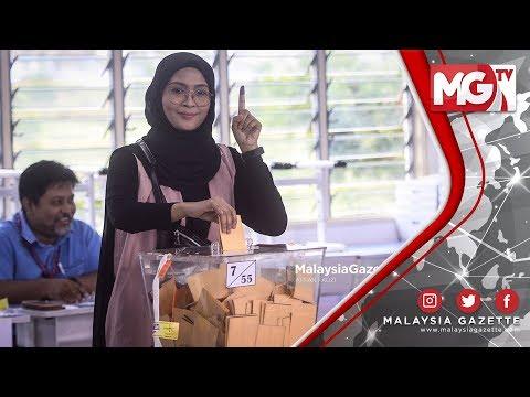 TERKINI : 'Jangan Kaitkan Nana dengan Politik' - Siti Nordiana