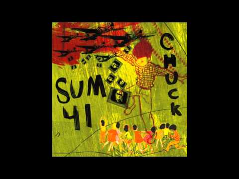 Sum 41 - Pieces [Instrumental/Karaoke]