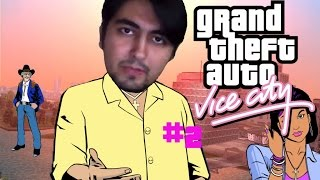 preview picture of video 'GTA Vice City #2- AYAKLANMA'