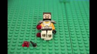 Can stop the Wither lego stop-motion remake