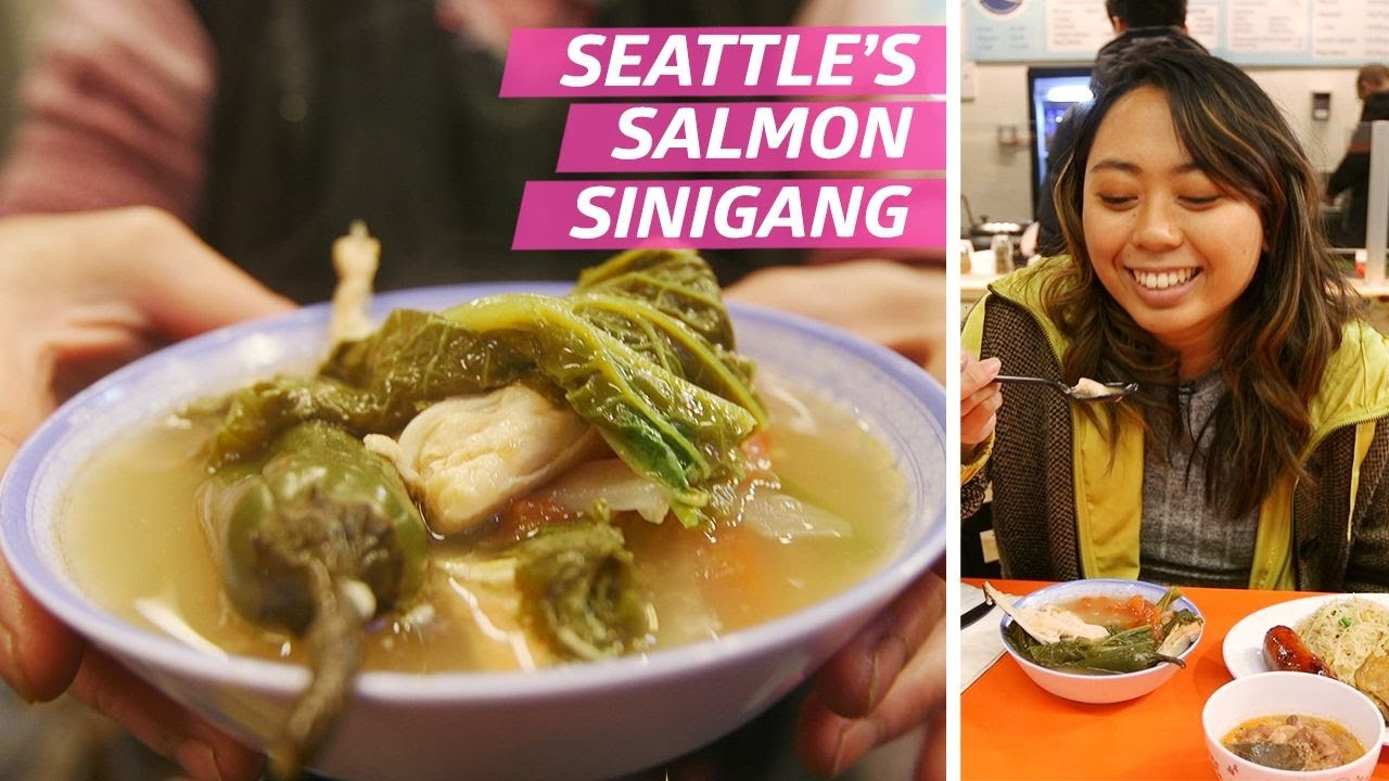 Seattle's Pike Place Fish Market Has a Legendary Filipino Food Stall — Halo Halo thumbnail