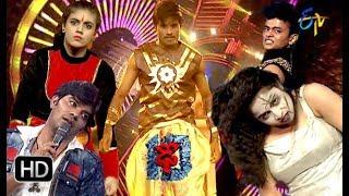 Dhee 10   Semi Finals   20th June 2018   Full Episode   ETV Telugu