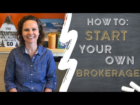 How to Start Your Own Real Estate Brokerage in 2021 (8 Simple Steps!)