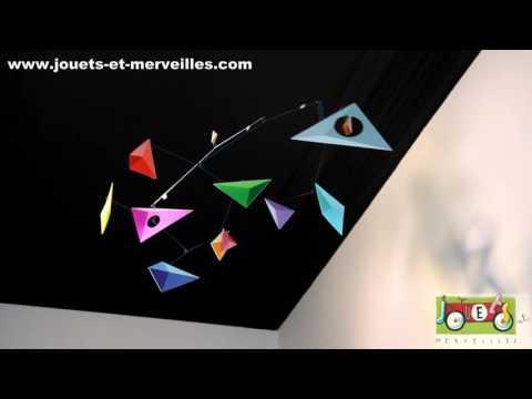 Mobile DJECO cerfs-volants   Jouets et Merveilles