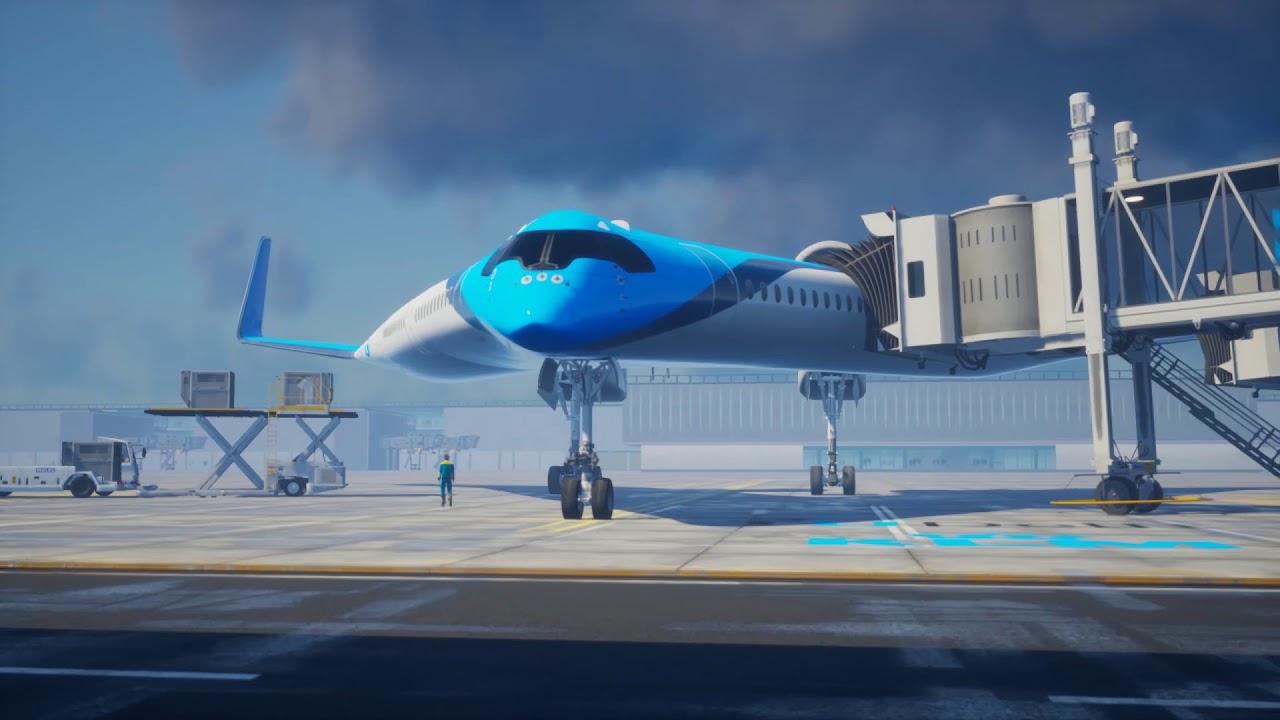 Самолеты Airbus и Boeing устаревают — их может заменить самолет-крыло Flying-V