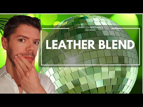 Davidoff Leather Blend Men's Frangrance Review!
