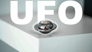 Solving the Unbelievably Frustrating Object (UFO Puzzle)!!