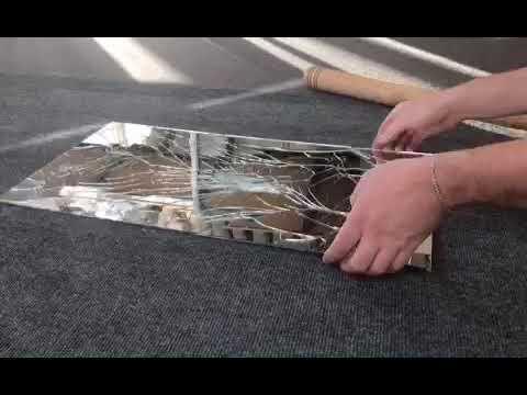 Защитная плёнка для зеркала