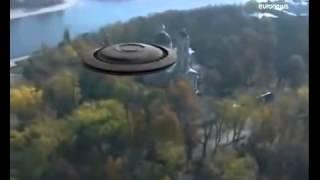 НЛО ТАК БЛИЗКО ВЫ ЕЩЕ НЕ ВИДЕЛИ ¦ UFO
