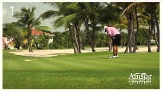 La Hacienda Golf Course Punta Cana | Amstar dmc