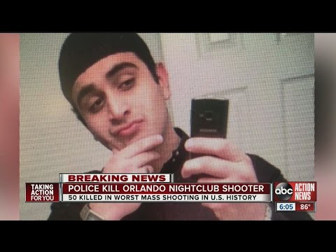 DEVELOPING | ISIS claims mass shooting at gay nightclub in Orlando that killed 50, hurt 53 more; per