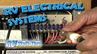 RV Walk Thru: Electrical   Learn How The Electrical System Works On Your RV.