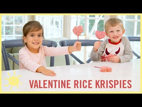 EAT | Valentine Rice Krispie Treats