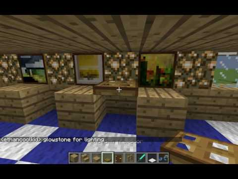 Untitled Minecraft Library Design Competition Winners