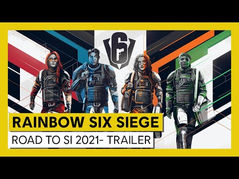 Tom Clancy's Rainbow Six Siege – Road to S.I. 2021 – Event Trailer