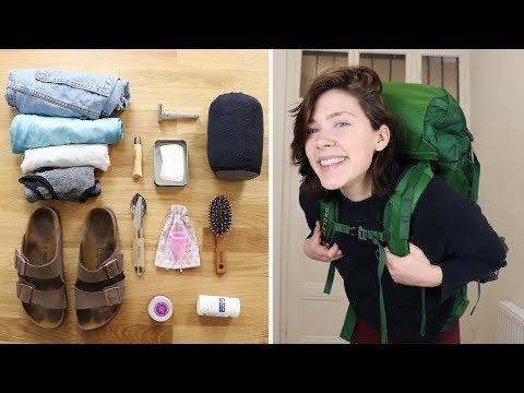 Minimalistisch packen | 3 Wochen Hawaii MIT DEM RUCKSACK | Nachhaltig(er)